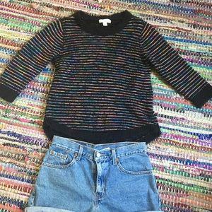 Tops - Black sweater